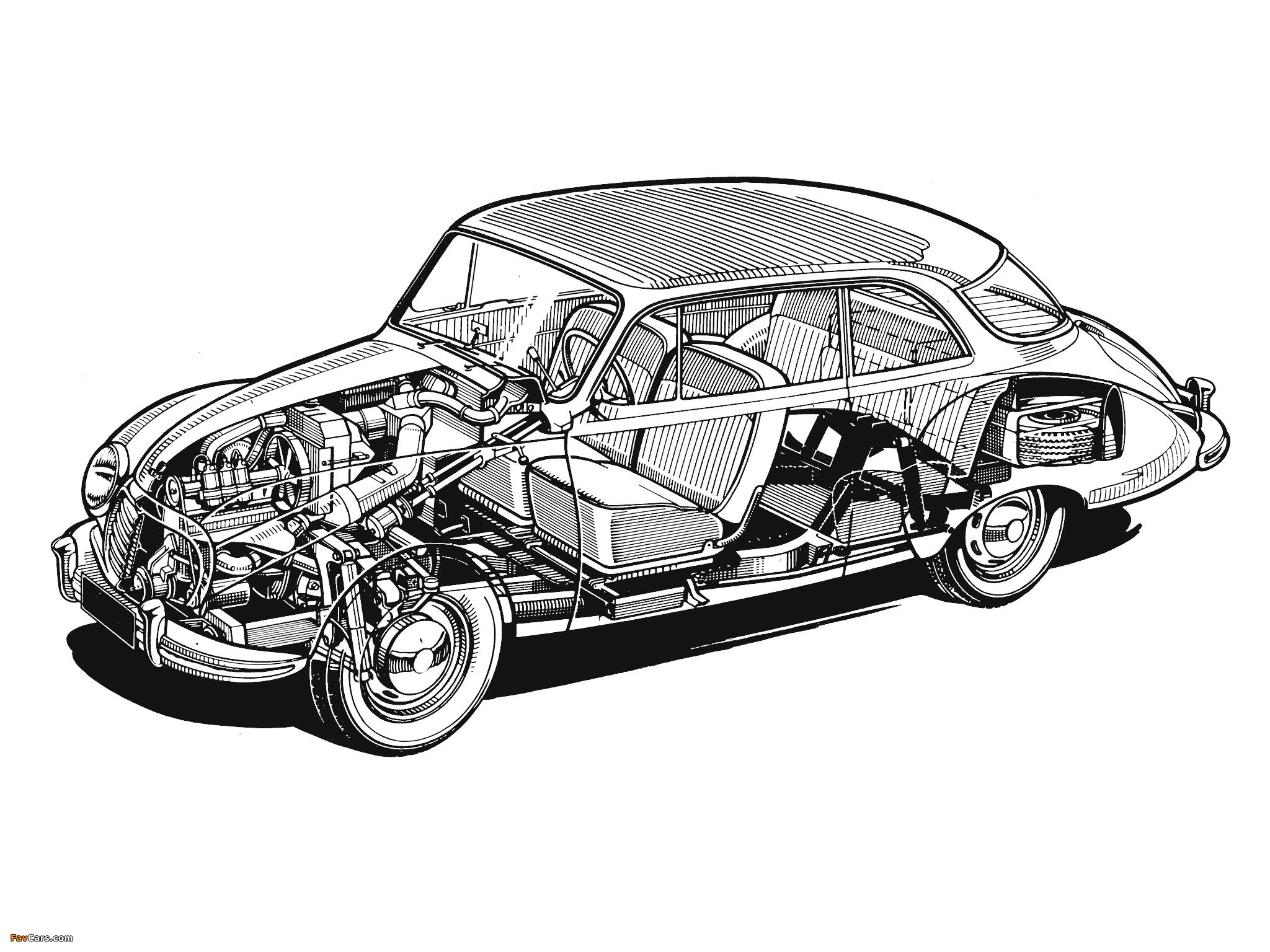 Images of DKW 3=6 Sonderklasse Coupé (F93) 1955–59 (2048 x 1536)