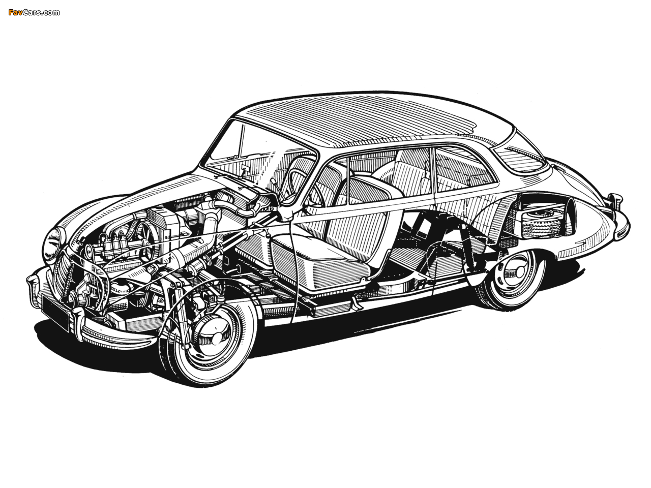 Images of DKW 3=6 Sonderklasse Coupé (F93) 1955–59 (1280 x 960)