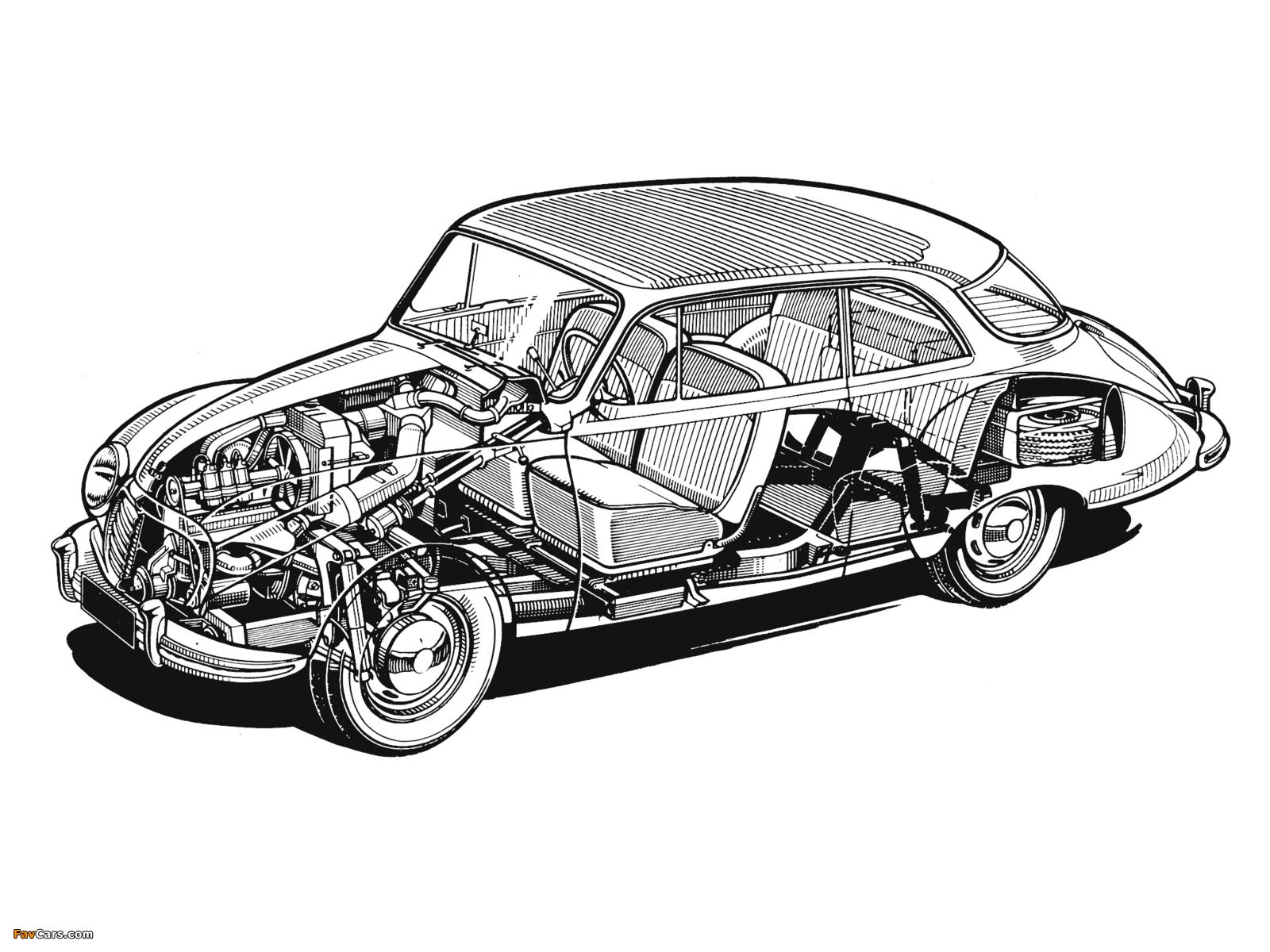 Images of DKW 3=6 Sonderklasse Coupé (F93) 1955–59 (1600 x 1200)