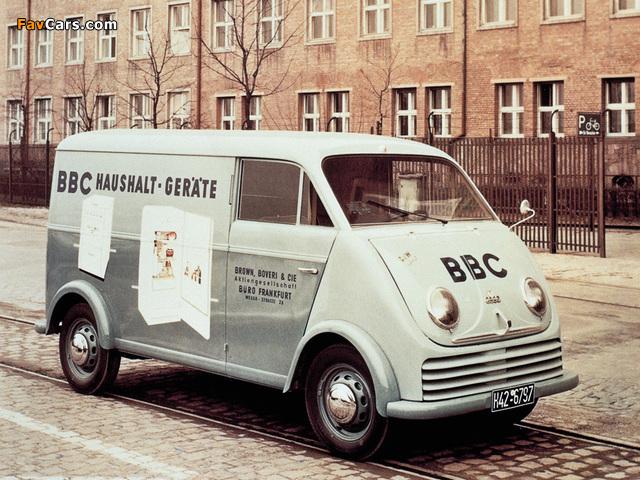 Pictures of DKW 3=6 F800/3 Rapid Delivery Van 1955– (640 x 480)