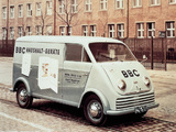Pictures of DKW 3=6 F800/3 Rapid Delivery Van 1955–