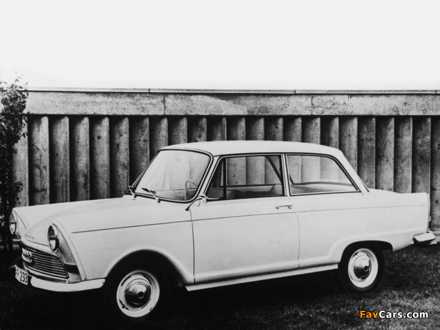 DKW F12 1963–65 pictures (640 x 480)