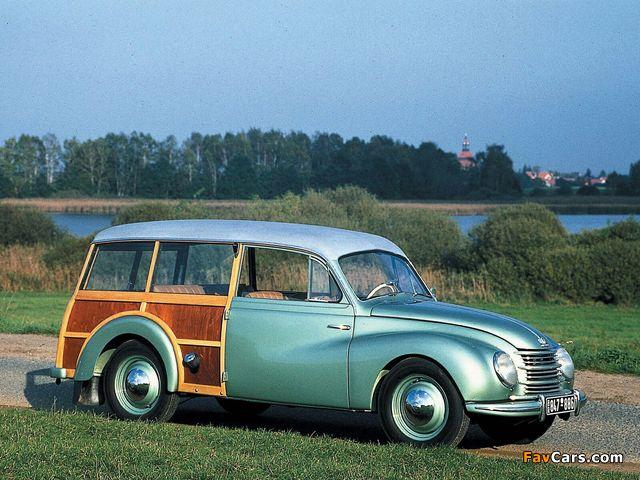 Photos of DKW F89 Universal 1953–54 (640 x 480)