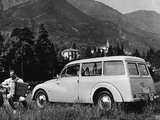 Pictures of DKW F89 Universal 1953–54