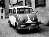 DKW Schnellaster Bus (F89L) 1952–54 photos