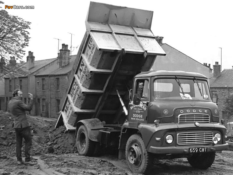 Dodge 3144/3145 1956–57 pictures (800 x 600)
