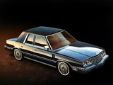 Dodge 400 Sedan 1982–83 wallpapers