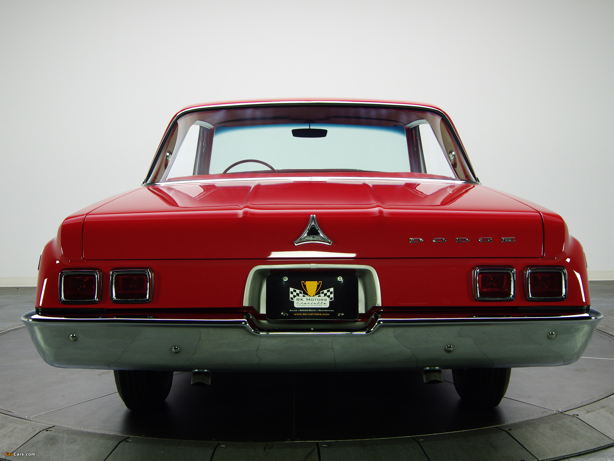 Images of Dodge 440 Street Wedge (622) 1964 (2048 x 1536)