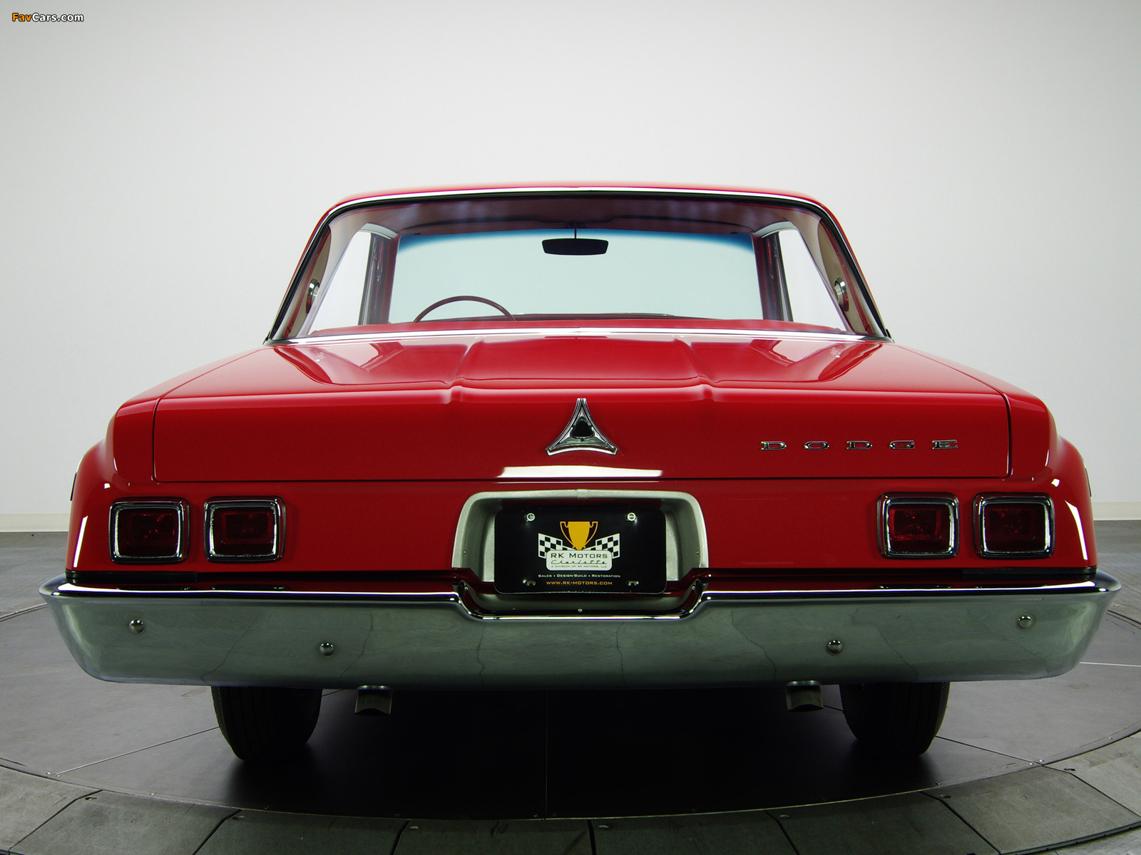 Images of Dodge 440 Street Wedge (622) 1964 (1600 x 1200)