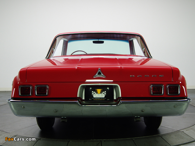 Images of Dodge 440 Street Wedge (622) 1964 (640 x 480)