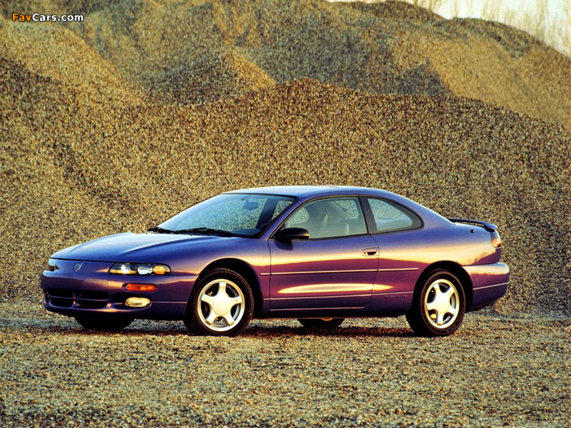 Dodge Avenger 1994–2001 images (800 x 600)
