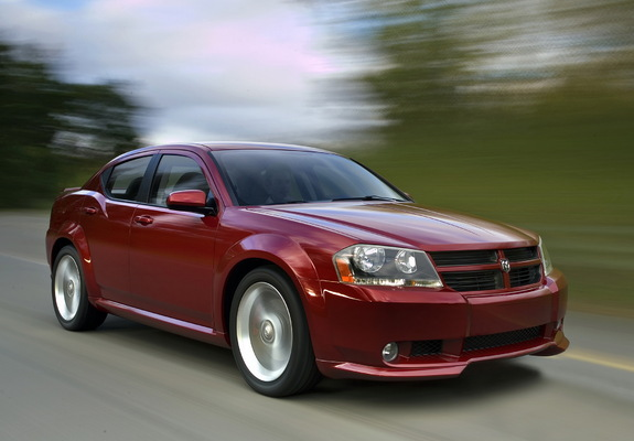 Dodge Avenger Concept 2006 Pictures