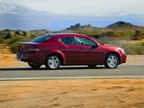 Dodge Avenger 2007–10 images
