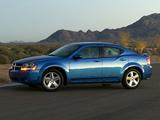 Dodge Avenger R/T (JS) 2007–10 images