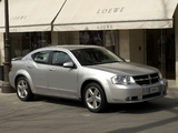 Dodge Avenger 2007–10 photos