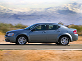 Dodge Avenger 2007–10 photos
