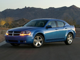Dodge Avenger R/T (JS) 2007–10 pictures