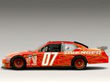 Dodge Avenger NASCAR Nextel Cup Series Race Car (JS) 2007 pictures