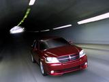 Photos of Dodge Avenger Concept 2006