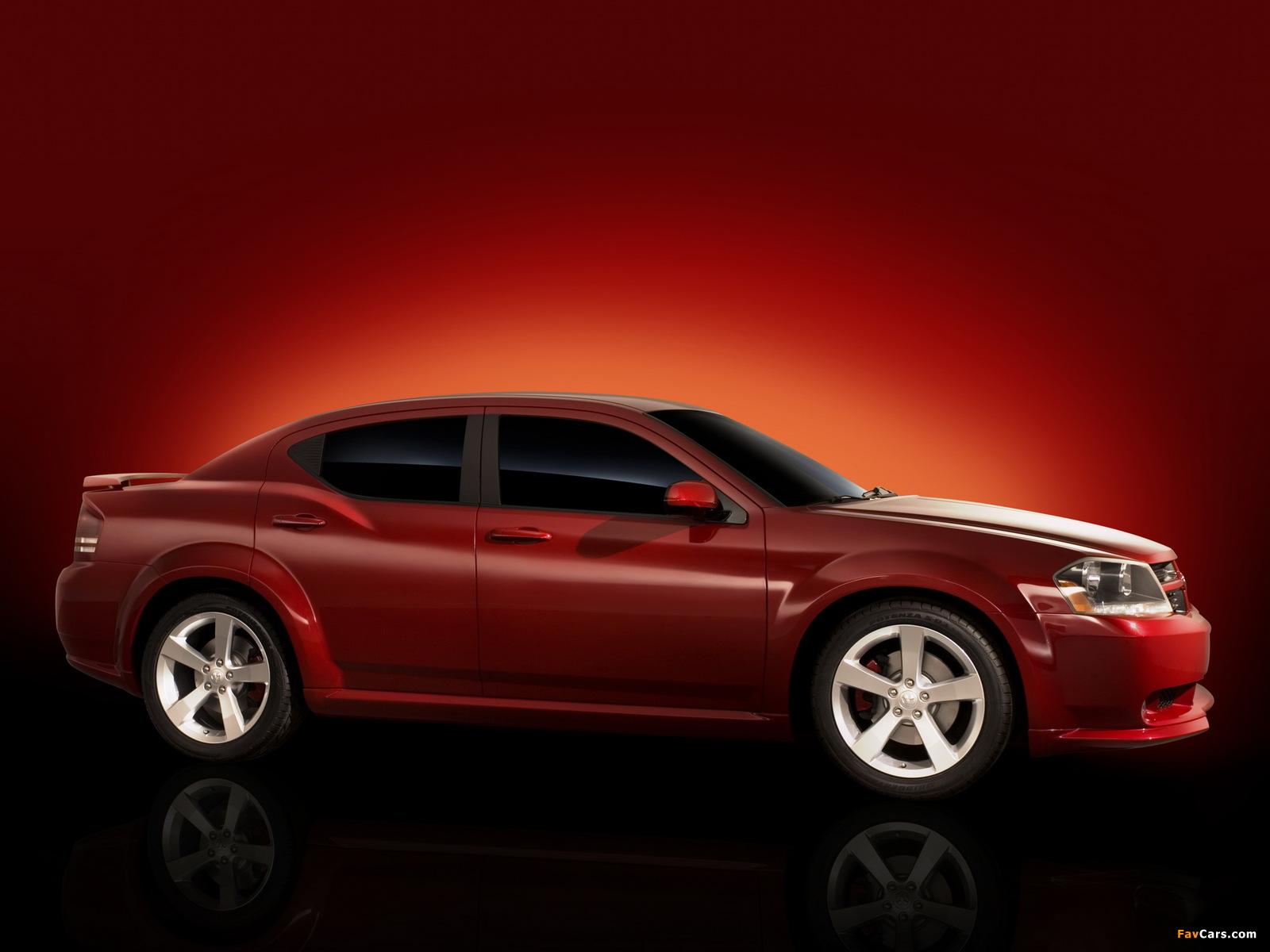 Photos of Dodge Avenger Concept 2006 (1600 x 1200)