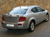 Photos of Dodge Avenger 2007–10