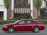 Photos of Dodge Avenger R/T (JS) 2007–10