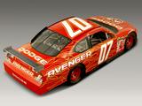 Photos of Dodge Avenger NASCAR Nextel Cup Series Race Car (JS) 2007