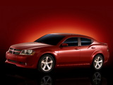 Pictures of Dodge Avenger Concept 2006