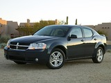 Pictures of Dodge Avenger 2007–10