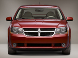 Pictures of Dodge Avenger R/T (JS) 2007–10