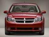 Pictures of Dodge Avenger R/T (JS) 2007–10