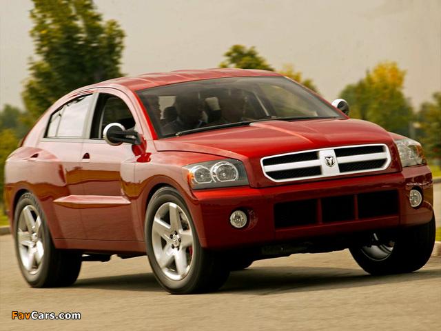 Dodge Avenger Concept 2003 wallpapers (640 x 480)