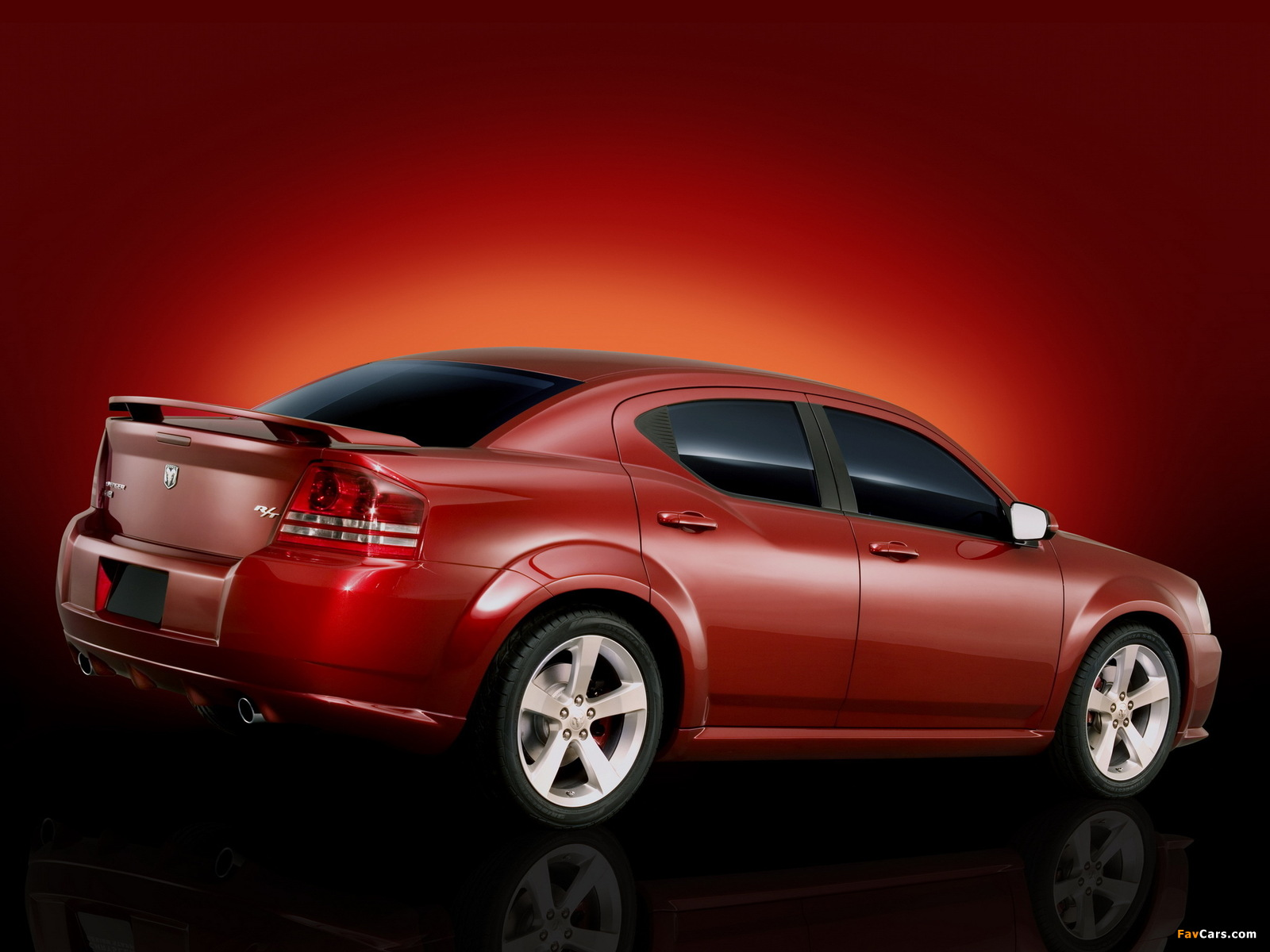 Dodge Avenger Concept 2006 wallpapers (1600 x 1200)