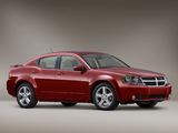 Dodge Avenger R/T (JS) 2007–10 wallpapers