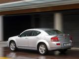 Dodge Avenger 2007–10 wallpapers