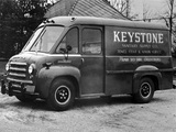 Photos of Dodge Job-Rated Route Van (B-1-DU) 1948