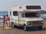 Pictures of Winnebago Minnie Winnie (B300) 1973–74