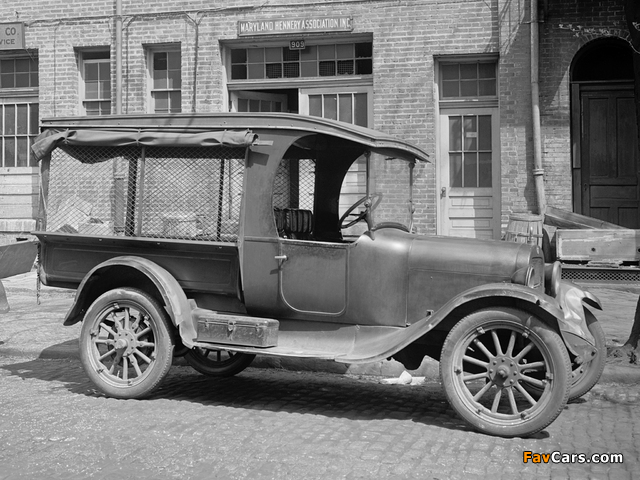 Dodge Brothers Truck 1924–27 images (640 x 480)