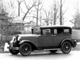 Pictures of Dodge Brothers Six De Luxe Sedan 1929