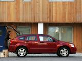 Dodge Caliber UK-spec 2006–09 images