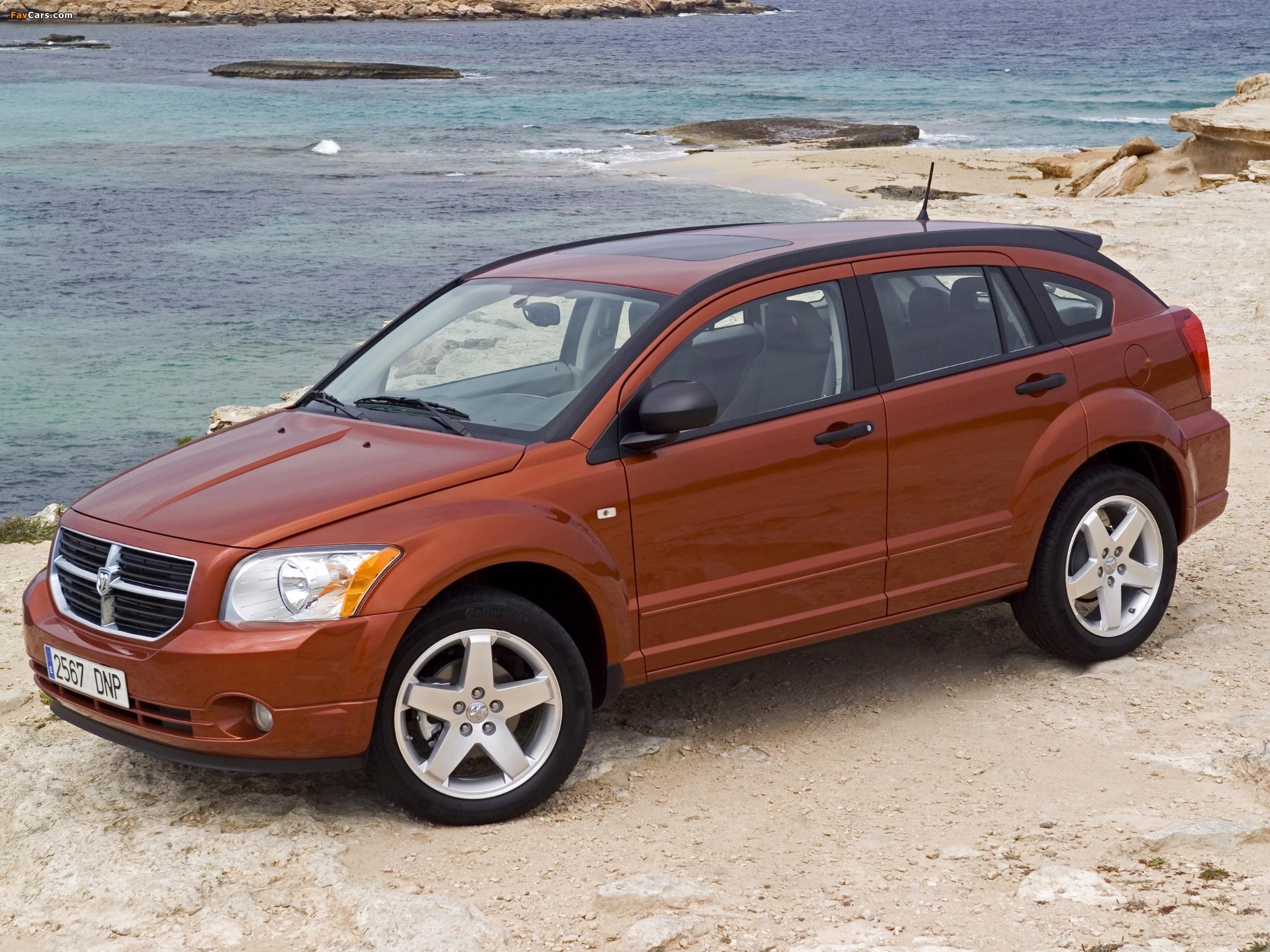 Dodge Caliber 2006–09 photos (2048 x 1536)