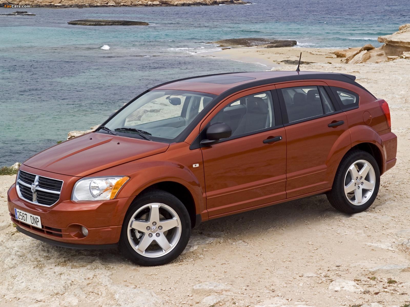 Dodge Caliber 2006–09 photos (1600 x 1200)