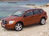 Dodge Caliber 2006–09 photos