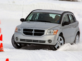 Dodge Caliber 2006–09 pictures