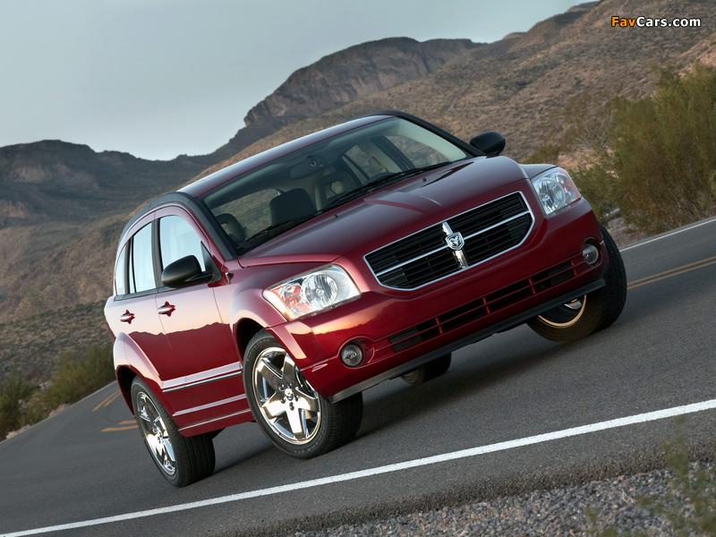 Dodge Caliber 2006–09 pictures (800 x 600)