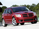 Dodge Caliber SRT4 2007–09 wallpapers