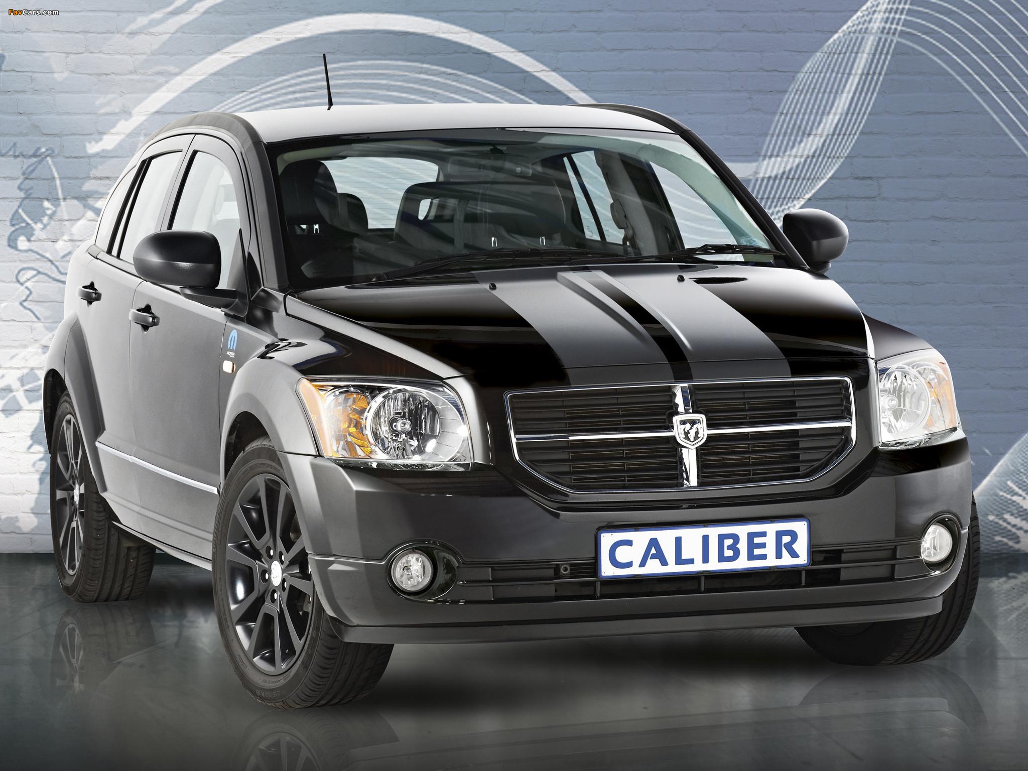 Dodge Caliber Mopar Edition 2011 pictures (2048 x 1536)