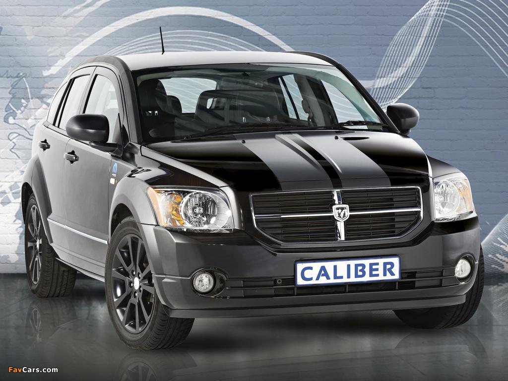 Dodge Caliber Mopar Edition 2011 pictures (1024 x 768)