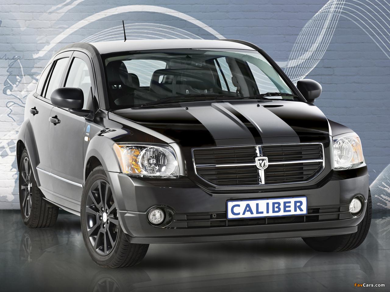 Dodge Caliber Mopar Edition 2011 pictures (1280 x 960)