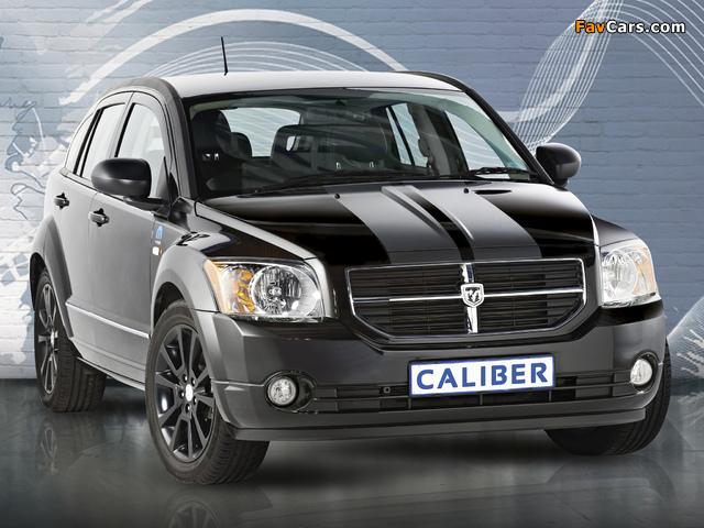 Dodge Caliber Mopar Edition 2011 pictures (640 x 480)